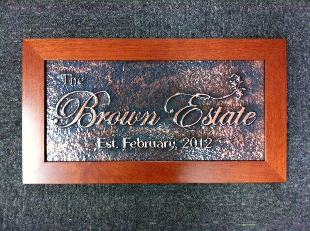 estate-embossed-copper-timber-frame-house-sign